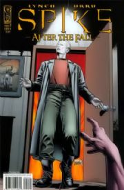 Spike After The Fall #2 Cover B IDW Publishing comic book